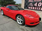2012 Corvette 2dr Coupe W 2lt Chevrolet Torch Red With 17200 Miles Available Now