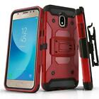for SAMSUNG GALAXY EXPRESS PRIME 3, [Tank Series] Phone Case Cover & Holster