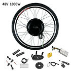 "36/48V Electric Bicycle E-bike 26"" Front/Rear Wheel Conversion Kit Cycling Motor"