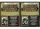 1962 NFL Champion Green Bay Packers Photo Card Plaque on eBay