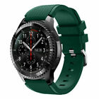 Sport Silicone Band Strap Bracelets For Samsung Gear S3 Frontier/Classic 22mm