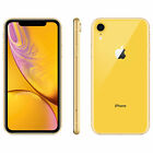 Apple iPhone XR 64GB 128GB for Sprint - Black/White/Yellow/Blue/Red/Coral - New