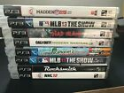 USED Playstation 3 Games PS3 Pick and Choose FREE Shipping
