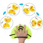 1 Pair Webbed Diving Gloves Skiing Strokes Swim Gloves Surfing Swimming Paddles