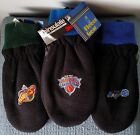 Fleece Gear ~ 3M Thinsulate ~ THERMAL MITTENS ~ Sports Team Logos ~ Price Cut !! on eBay