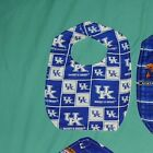 NEW BABY CHILD BIB UNIVERSITY OF KENTUCKY WILDCATS UK NCAA  / SHIPPING DISCOUNTS