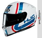 HJC RPHA 70 Gaon White Red Blue Motorcycle Helmet Sport Touring RPHA70 Retro
