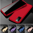 'Case For Samsung Galaxy S20 S10 S9 Plus Cover 360 Luxury Thin Shockproof Hybrid