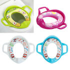 Toddler Travel Potty Seat 2 in 1 Portable Toilet Seat Kids Convenient Assistant