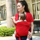 Baby Kangaroo Carrier Infant Kid Front Bag Hipseat Sling Wrap Breathable Waist