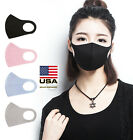 3Pcs Cotton Masks Anti Dust Cycling Mouth Face Mask Surgical Respirator