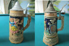 MUSICAL GERMAN BEER STEINS-  HOW DRY I AM - TRINK BRUDERLEIN TRINK - PICK1