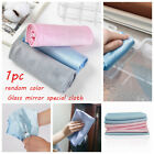 Lint Microfiber Rags Glass Cleaning Washing Towel Wipe Mirror Water Absorption for sale  Shipping to Canada