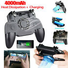 Mobile Phone Game Controller Joystick Cooling Fan Gamepad For Android IOS