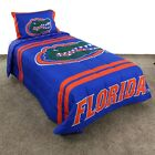 Florida Gators Reversible Comforter Set with Sham, Twin, Full or Queen