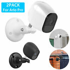 2pcs Outdoor Indoor Wall Mount Holder Protector for Arlo Pro 2 Security Camera