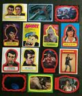 NON-SPORT STICKERS 1970'S*CLICK*SELECT*FOR DROP DOWN MENU STICKER LIST $2.49 CAD on eBay