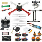 QWinOut 450mm DIY Quadcopter Frame kit  CW CCW Motors + 9433 Propellers