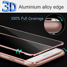 Full Covered Tempered Glass Film Screen Protector for Apple iPhone 6 6S 7 Plus C
