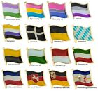 Fashion Flag Badge Flag Pin Flag Lapel Pins Emblem Medal Tabard Brooches Jewelry image