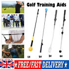 Golf Training Aid Swing Trainer Practice Tool Training Equipment for Strength UK