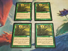 4x Playset MTG Magic the Gathering Complete Set of 4 x4 Cards Stronghold U Pick!