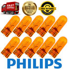 Philips 10X Standard Signaling High Beam Indicator Light Bulb For 1966-1996 98 $11.05 USD on eBay