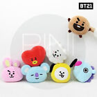 BTS BT21 Official Authentic Goods Mochi Face Cushion 30cm 7Characters + Track#
