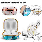 Shockproof Earphone Case Protective Cover Carabiner for Samsung Galaxy Buds Live