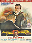 Home Wall Art Print - Vintage Movie Film Poster - GOLDFINGER - A4,A3,A2,A1 £5.99 GBP on eBay