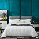 Goose Down Alternative Luxurious Reversible Comforter Full Queen and King Size P image