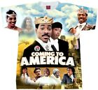 Coming To America T-Shirt. Adult And Youth Sizes. Eddie Murphy Tee. Comedy Shirt image