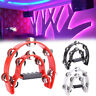 More images of 6196 Musical Tambourine Double Row Hand Held Children Gifts Black / White / Red