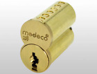 Medeco X4 Series SFIC 6-Pin Interchangeable Core Uncombinated Brass/Chrome, New