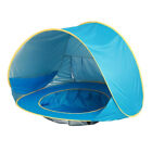Baby Beach Tent Uv-protecting Sunshelter Children Toys Small House Waterproof