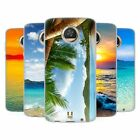 HEAD CASE DESIGNS BEAUTIFUL BEACHES GEL CASE FOR MOTOROLA PHONES