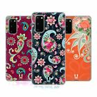 HEAD CASE DESIGNS CHIC PAISLEY GEL CASE FOR SAMSUNG PHONES 1