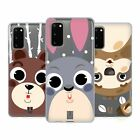 HEAD CASE DESIGNS CUTE ANIMAL FACES GEL CASE FOR SAMSUNG PHONES 1