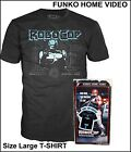 New Funko Home Video RoboCop VHS Boxed T-Shirt SIZE: Large, Med, Small image