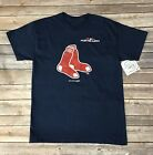 Boston Red Sox Navy Youth Boys 2018 Post Season T-Shirt Size S, M, L, XL