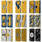 OFFICIAL NBA INDIANA PACERS LEATHER BOOK WALLET CASE FOR MOTOROLA PHONES on eBay