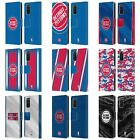 OFFICIAL NBA DETROIT PISTONS LEATHER BOOK WALLET CASE FOR SAMSUNG PHONES 1 on eBay