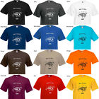 Diver's Watches PROTECT THE TURTLES Cotton Short-Sleeve T Shirt In 12 Colours