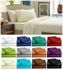 Egyptian Comfort Hotel Luxury 6 Piece Deep Pocket Bed Sheet Set Hypoallergenic image