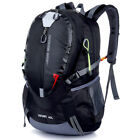 Men Large Waterproof Backpack Rucksack Hiking Camping Trekking Pack School Bag