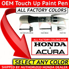 🔥Genuine OEM Acura Honda Touch Up Paint - SELECT YOUR COLOR ALL COLORS - 08703
