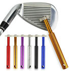 *US Golf Club Wedge & Iron Groove-Sharpener & Regrooving Cleaner Cleaning Tool