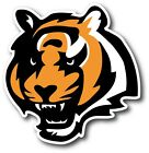 CINCINNATI BENGALS NFL CAR TRUCK WINDOW 3M US MADE DECAL STICKER FOOTBALL BUMPER $48.99 USD on eBay