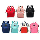 Stylish Diaper Bag Waterproof Travel Mummy Backpack Nappy Bag For Baby Care