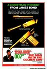 241626 THE MAN WITH THE GOLDEN GUN Movie WALL PRINT POSTER FR $49.67 CAD on eBay
